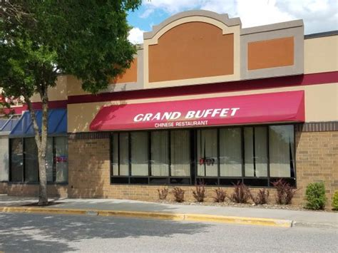mall entrance picture of grand buffet chinese grand