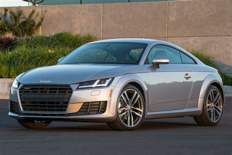 Audi Tt Coupe Gebraucht by Used 2017 Audi Tt Coupe Pricing For Sale Edmunds