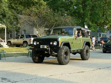 commando jeep modified fs modified 1972 jeep commando sold great lakes 4x4