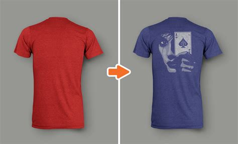 white t shirt photoshop template