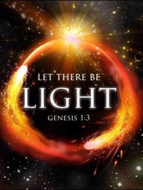 god said let there be light 17 best images about and god said on pinterest