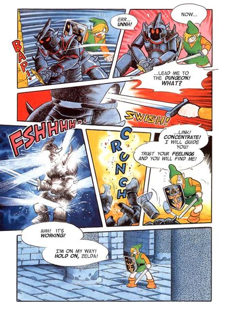 a link to the past comics chapter 01 a link to the past comics chapter 01