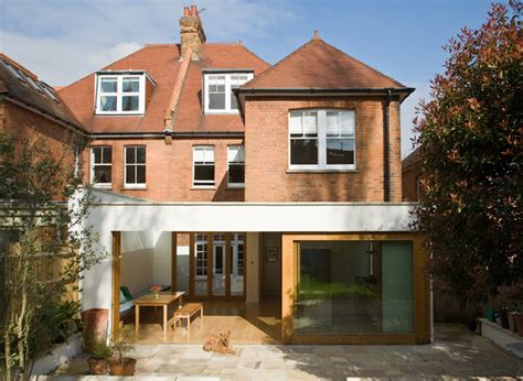 order to renovate a house edwardian house renovation in london contemporary exterior london by lucy