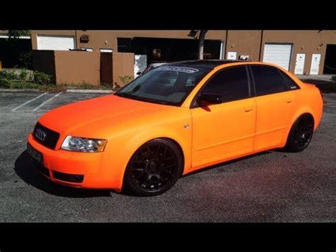 Bright Orange Car by Firebelly Orange Plast Dipped Car Pro Car Kit Matte