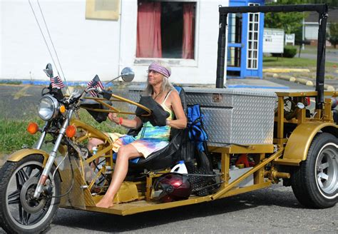 Dreirad Motorrad Oldtimer by Trikes Three Wheeled Motorcycles On Rise As Riders Age