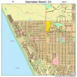 manhattan california map manhattan california map 0645400