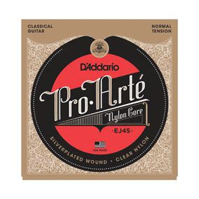 Senar Daddario Black Normal Tension Pro Arte Ej49 d addario strings pro 233 ej45 pro 233 normal tension