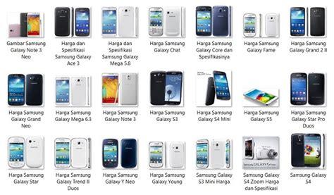 Hp Android Nokia Semua Tipe harga hp android samsung semua tipe spesifikasi