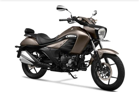 Suzuki Bike New Model In India