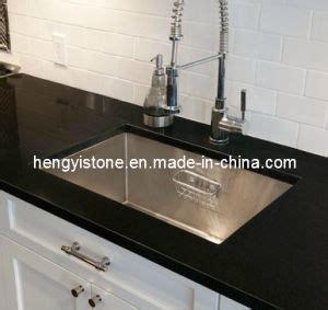 Pre Cut Granite Bathroom Countertops by China Absolute Black Granite Countertop Pre Cut Granite