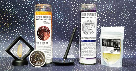 House Of Intuition by House Of Intuition S Moon Subscription Box Review