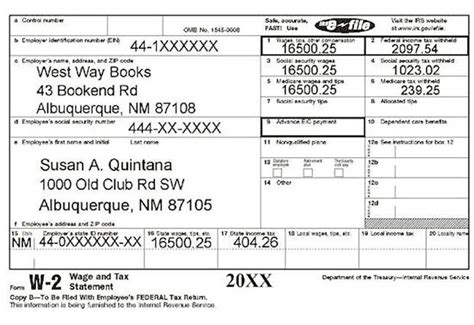 Irs Can Help With Missing W 2 Form Nevadaappeal Com Free W2 Template
