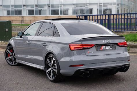 Audi Rs3 Grau by Used Grey Audi Rs3 For Sale West