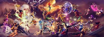 disney marvel princess battle royale steevinlove deviantart