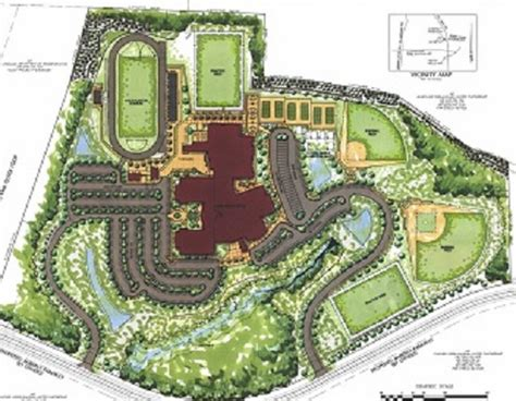 architectural site plan site analysis