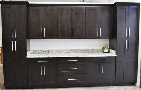 Maple Shaker Style Kitchen Cabinets by Cabinets Gs Building Supply Inc