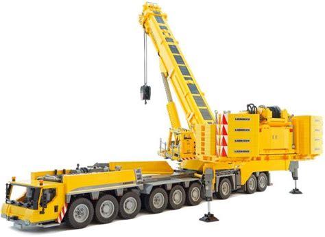 leggo mobile 18 wheel lego mobile crane wordlesstech