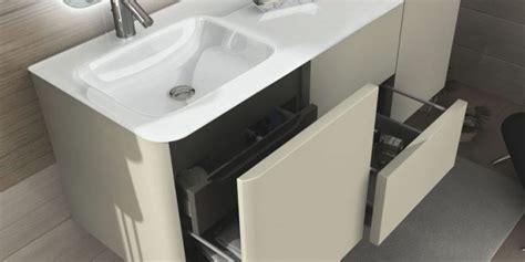 mobili bagno doppio lavabo moderni stunning arredo bagno doppio lavabo contemporary