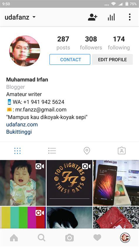 membuat akun instagram untuk bisnis tutorial membuat akun instagram bisnis udafanz com