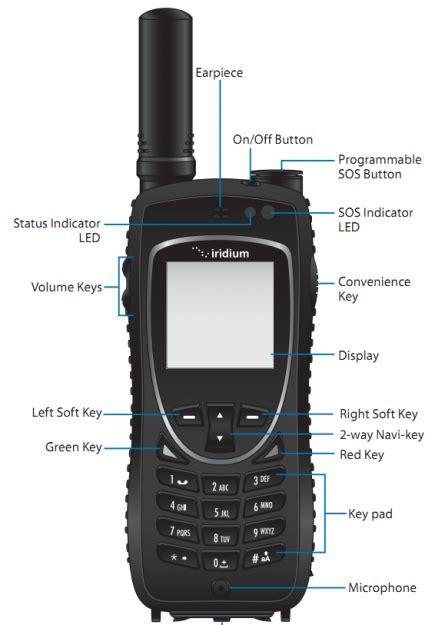 Handphone Satelit Iridium 9555 distributor telepon satelit gps dan alat survey