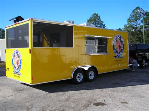 bbq food truck design florida s custom manufacturer of food trucks and specialty