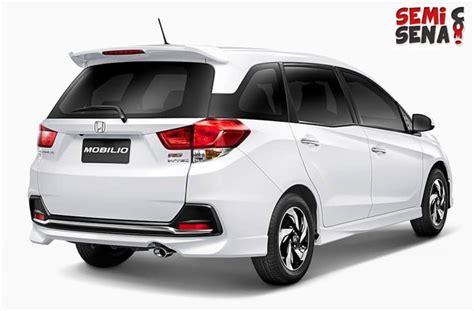 New Fogl Mobil Honda Mobilio harga honda mobilio review spesifikasi desember 2016
