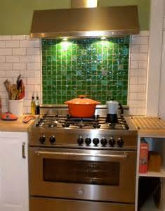 Kitchen Backsplash Green by Gallery For Gt Kitchen Backsplash Glass Tile Green