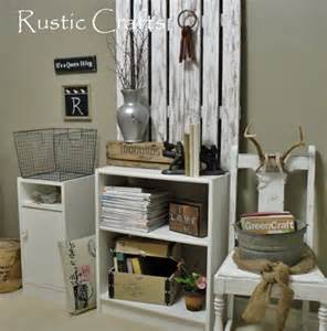 Rustic Shabby Chic Home Decor by Decorate A Home Office Shabby Chic Style Rustic Crafts