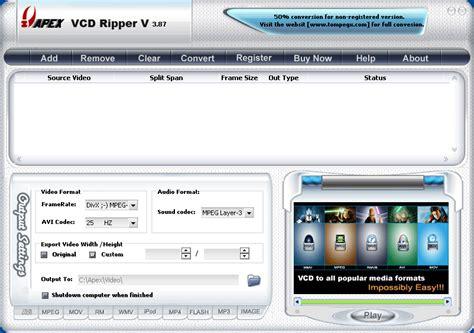 download converter dat to mp3 apex vcd ripper v6 2 descargar gratis