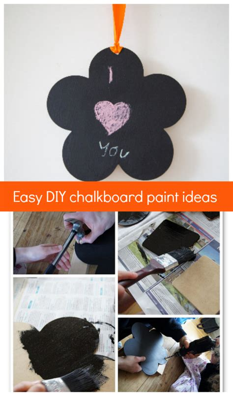 chalkboard paint gift ideas easy diy chalkboard paint ideas planning with