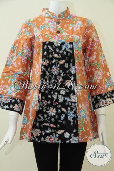 Model Baju Kerja Dan Harga Butik Baju Batik Sedia Busana Wanita Modern Model