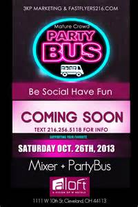 mixer party bus part of rock the vote week events