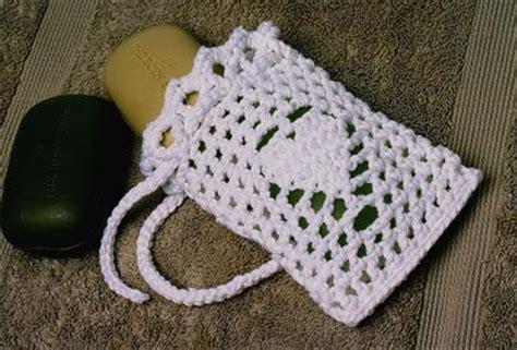 crochet pattern soap holder soap holder crochet pinterest