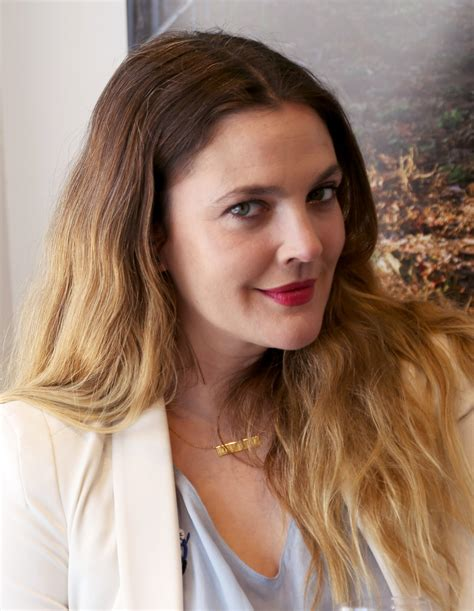 drew barrymore drew barrymore s makeup april 2016 popsugar australia