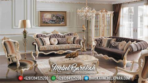 Jual Sofa Minimalis Klasik set kursi sofa tamu klasik ukiran mewah mebel jepara