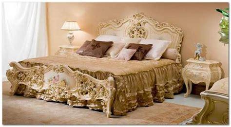 da letto veneziano barocco come arredare da letto mobili accessori moderna