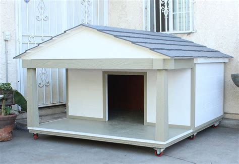 dog houses with porch photos bow wow dog houses