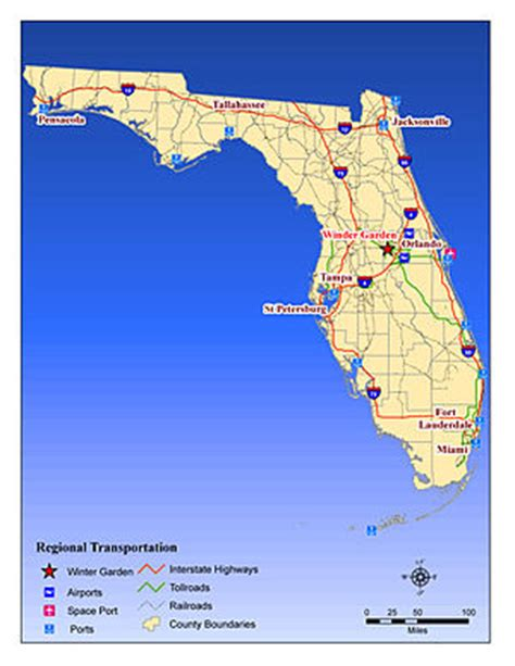 map winter garden florida winter garden florida map the wiki