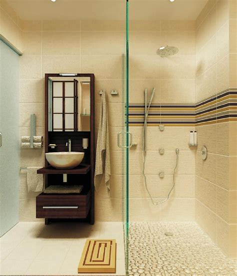 Zen Decorating Ideas For Bathroom Attractive Design Idea Of Zen Bathrooms Decoration With