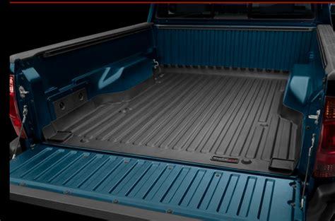 weathertech bed liner weathertech techliner bedmat topperking topperking