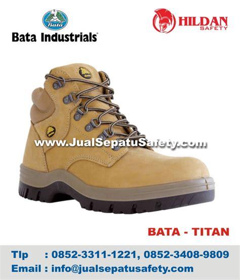 Sepatu Bata Titan jual sepatu safety bata titan murah pabrik sepatu safety