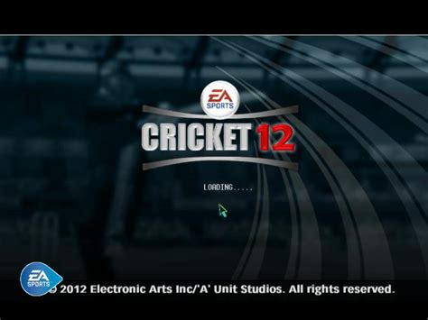 ea pc games free download full version for windows xp ea sports cricket 2013 for pc free full version download