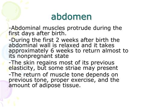 ppt postpartum physiology powerpoint presentation id 360896