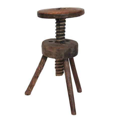 Artist Stool Adjustable vintage adjustable artist stool at 1stdibs