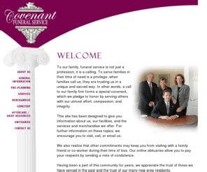 covenantfuneralservice covenant funeral service