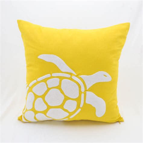 Turtle Pillows turtle pillow cover throw pillow cover decorative pillow