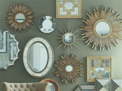 Cermin Kaca Mirror Cantik Model Sui cermin dinding murah desainrumahid