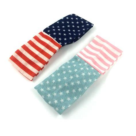 aliexpress usa 2015 wholesale 80pcs lot american flag headband usa hair