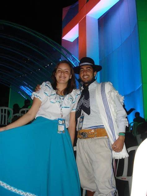 vestimenta tipica de mujer uruguay ropa tradicional algo