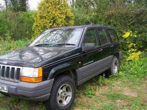 jeep grand cherokee laredo diesel 2 5 turbo r reg 1997 for spares and jeep grand cherokee laredo diesel 2 5 turbo r reg 1997 for spares and